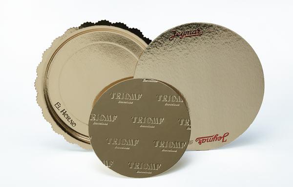 Metallic discs
