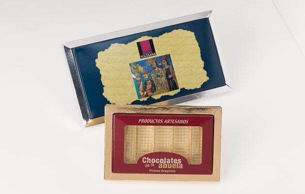 Chocolat montable avec/sans cadre