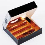 Intérieurs avec calages pour boîtes