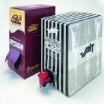 Boîtes distributrices de liquides chauds