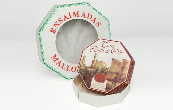 Ensaimadas (doce de Maiorca)