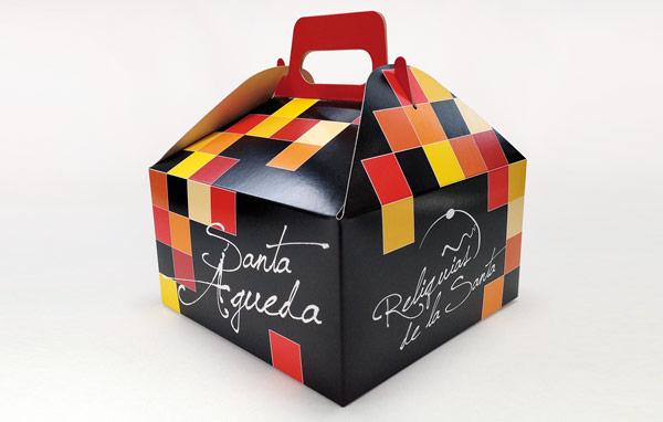 Santa Agueda, caixa básica