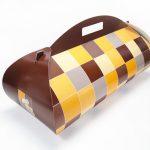 Caja Trébol para pastelería